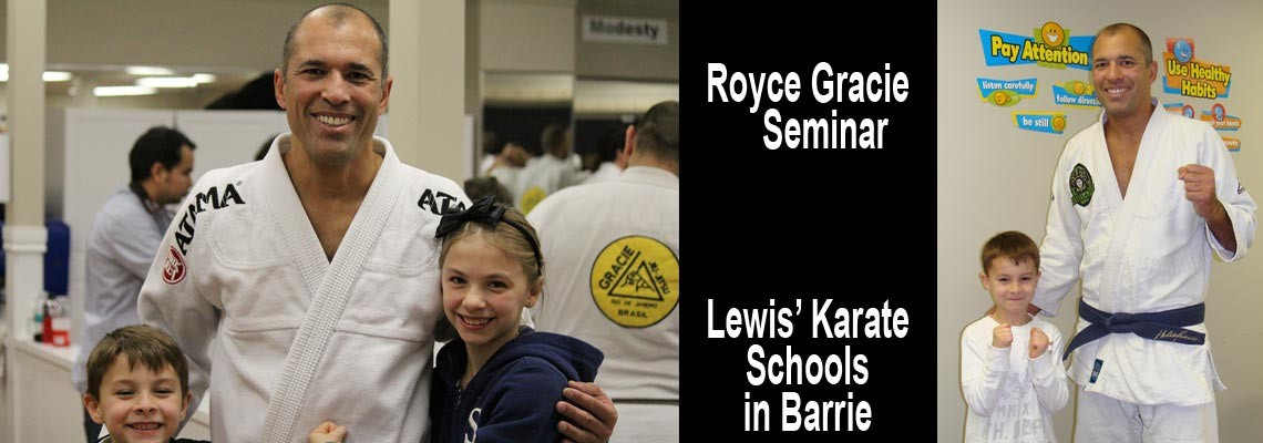 Barrie Martial Arts – Karate and Jiu-Jitsu at Lewis' Karate Schools