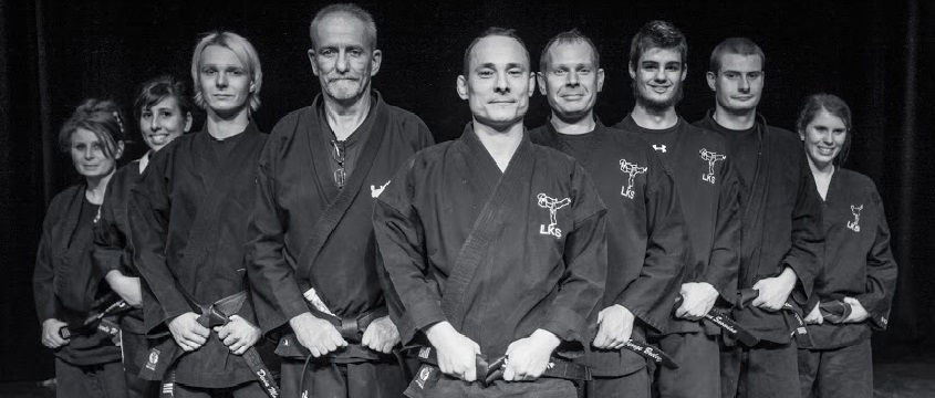 Black Belt Ceremony 2014 Staff Picture